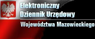 Dziennik Urzędowy Województwa Mazowieckiego